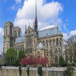 Notre Dame de Paris - France