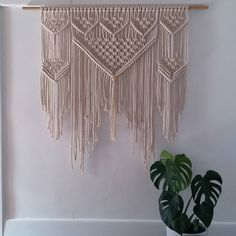 See this Instagram photo by @knotkaren.macrame • 11 likes