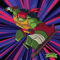 Rise of the Teenage Mutant Ninja Turtles: Raphael