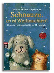 Schnauze-es-ist-Weihnachten - Adventskalender für Kinder