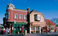 Rose & Crown Pub-England-Epcot Center-Best Fish & Chips!!