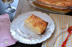 Deliciosa receta de pastel de jamón y queso de Disfrutando de la Cocina