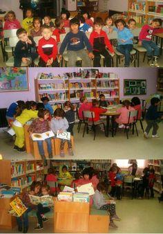 Biblioteca de Los Campos (Corvera)