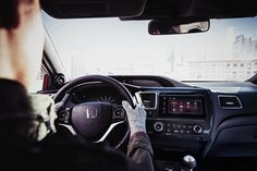 Own the road in your Civic Si.