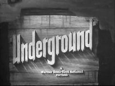 Movie Title Screen - Underground
