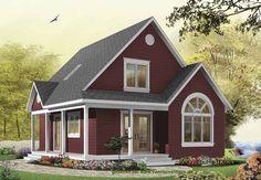 VH 9060 - amerikanische Villen - amerikanisches Fertighaus kanadische Häuser