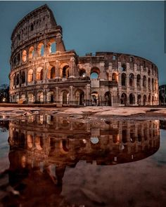 Wanderlust Rome This city wasnt build in a day . Colosseo Photo by Mark your photo with tag and well post it! Rome Travel, Italy Travel, Italy Vacation, Paris Travel, Japan Travel, Places To Travel, Places To Go, Travel Destinations, Vacation Places