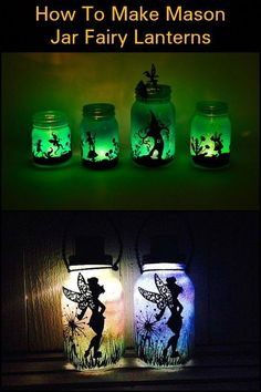 Princess Decorating For a Fairytale Bedroom DIY Room Decor masonjardiy These mason jar fairy lanterns are perfect for your bedroom living room and garden Fairy Garden Bedroom Ideas Fairytale Bedroom Ideas anime bedrooms Ideas Pot Mason Diy, Mason Jars, Mason Jar Lanterns, Mason Jar Flowers, Mason Jar Lighting, Diy Flowers, Diy Hanging Shelves, Floating Shelves Diy, Mason Jar Projects