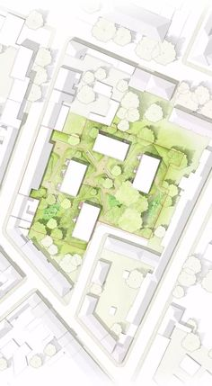Pin by jenny cox on landscape drawings Architecture Site Plan, Architecture Presentation Board, Landscape Architecture Design, Architecture Graphics, Urban Architecture, Landscape Plans, Design Presentation, The Plan, Plan Dimplantation