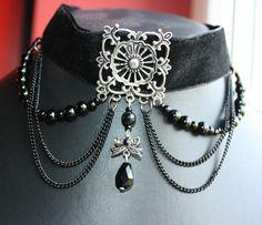 Vampire+Necklace+by+Pinkabsinthe.deviantart.com+on+@deviantART