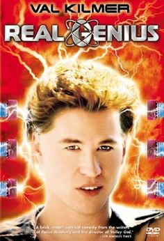 Rent Real Genius starring Val Kilmer and Gabriel Jarret on DVD and Blu-ray. Get unlimited DVD Movies & TV Shows delivered to your door with no late fees, ever. One month free trial! 80s Movies, Great Movies, Movies To Watch, Movie Tv, Awesome Movies, Childhood Movies, Iconic Movies, Comedy Movies, Classic Movies