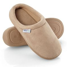 Tempur-Pedic Classic Velour Slippers, His/Hers (Small (Women's 6 – Tan) Gifts For Women, Gifts For Her, My Christmas List, Christmas Gifts, Fashion Slippers, Amazon Price, Top Gifts, Shoe Boots, Shoes