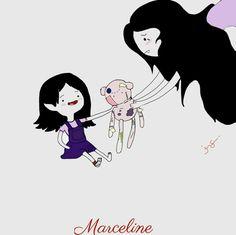 Marceline  Hora de aventura