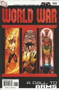 52 World War 3 Book 1 comic issue 1