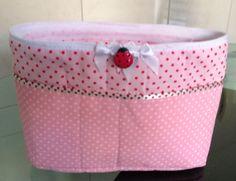 Organizador de bolsa.http://www.vivartesanato.com.br/2015/01/trabalhos-em-tecidos-que-eu-fiz.html