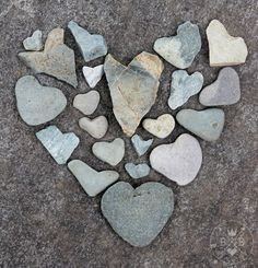 Heart rocks: little love notes from God.