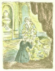 ETA Hoffmann: The Majorat  Illustrated by Julius Zimpel