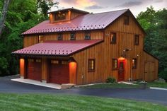 Barn Red Exterior |