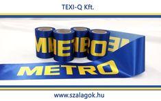 Szalag nyomtatás - metro - Texi-Q Kft.