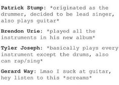 """me verses my friends. this is so true, everyone named their talents and I said, """"I can turn on my stereo!"""""""