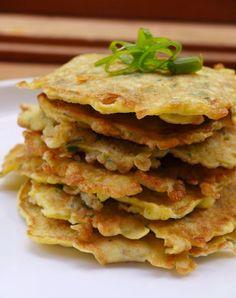 Bint Rhoda's Kitchen: Savory Palestinian Cauliflower Pancakes