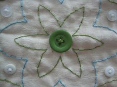 Embroidered Mandala Bag