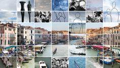 RIVUS ALTUS – 10,000 visual fragments from Venice's Rialto Bridge exhibition