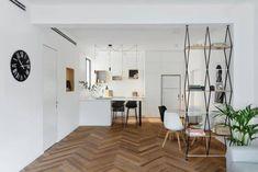 Aménagement d'un appartement à Tel Aviv par Maayan Zusman Interior Design…