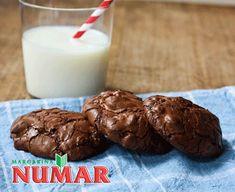 Galletas de Chocolate en Microondas | Numar