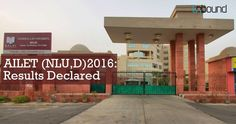 The National Law University Delhi (NLU-D) has declared the All India Law Entrance Test (AILET) 2016 results. e NLU-Delhi has conducted the AILET examination on May 1.Karan Dhalla has secured the maximum marks – 119 to secure the top position in the AILET 2016 examination.A total of 73 candidates have been declared successful under different categories: General category: 52, SC category: 11, ST category: 5, PWD category: 2, Kashmiri migrants: 1, J&K resident: 2e admission to B.A.LL.B.(Hons.)