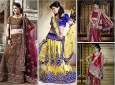It does not matter whether you buy lehenga choli online or offline. You need to keep some tips in mind in order to choose an Indian lehenga that suits your style. You need to check the weather in which you would be wearing your lehenga choli. In case of hot weather, you can opt for a chiffon or synthetic lehenga. Wedding Lehenga Online, Lehenga Choli Online, Indian Lehenga, Suits You, Wedding Designs, Your Style, Ethnic, Chiffon, Sari