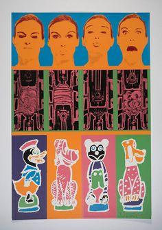 A celebration of print maverick Eduardo Paolozzi, through an exhibition and a new lager.