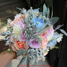Buchete pentru nunta. Cununie, mireasa, nasa sau domnisoare de onoare