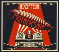 Led Zeppelin - Mothership cover