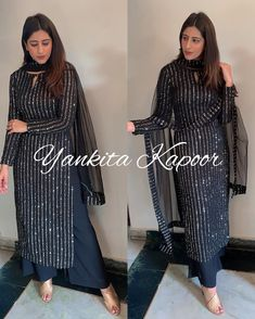 For booking take screenshot and whatsapp us on 📲 99789 44216 Party Wear Indian Dresses, Pakistani Fashion Party Wear, Pakistani Dresses Casual, Dress Indian Style, Pakistani Dress Design, Indian Outfits, Indian Fashion, Pakistani Clothing, Abaya Style