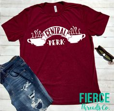 Central Perk Friends TV Show Shirt, Friends Shirt, Sister Gift, Best Friends Gift