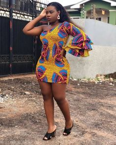 These classy Ankara styles will make you locate your tailor; if you want to turn heads at the next event you attend, then you need these Ankara styles to make a difference African Wear Styles For Men, African Dresses For Kids, Latest African Fashion Dresses, African Print Fashion, Ankara Fashion, African Men, African Style, Skirt Fashion, Ankara Short Gown Styles