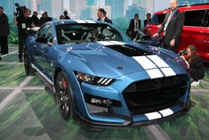 When the 2020 Ford Mustang Shelby GT500 hits showrooms later this year, it will be most powerful Ford production car ever. More powerful, even, than the current (649-horsepower) Ford GT supercar. The 2020 Ford Mustang GT500 rolls with a Dodge Hellcat-challenging 700-plus supercharged horsepower, and blew several minds at the North American International Auto Show. Ford's given the GT500 significant differentiation from the GT350 with ....