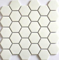 2014 nouvelle céramique carreaux de porcelaine en nid d'abeille hexagonale type mosaïque AXC003