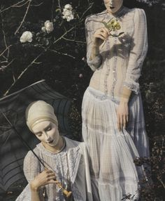 shot by tim walker for vogue italia