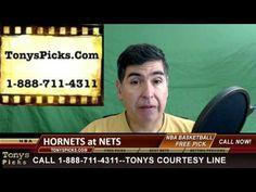 Charlotte Hornets vs. Brooklyn Nets Pick Prediction NBA Pro Basketball O...