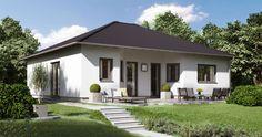 Erfüllen Sie sich Ihren individuellen Wohntraum auf einer Ebene! Der Bungalow Flair bietet auf ca. 100 m² Wohnfläche barrierefreies Wohnen und eine optimale Raumaufteilung zum Wohlfühlen.