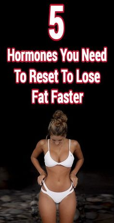 5 hormones you need to reset to lose your body fat fast - fitness buzz club Weight Loss Blogs, Losing Weight Tips, Weight Loss Goals, Fast Weight Loss, How To Lose Weight Fast, Weight Gain, Reduce Weight, Loose Weight, Lose Fat Fast