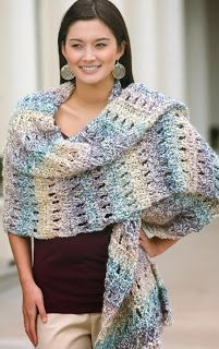 #Shawls & #Wraps for All #Occasions ~ #Crochet #Book #Review ~ Crochet Addict UK ~ Come & check out the #Shawls & #Wraps for all occasions #crochet pattern #book ~ http://www.crochetaddictuk.com/2013/12/shawls-wraps-for-all-occasions-crochet.html