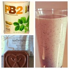 chocolate chip cookie - isAgenix shake