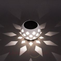 LED-Solar-Leuchte Sato 9505937