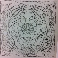 Oriental, Pattern Art, Ceramic Art, Adult Coloring, Charts, Ceramics, Patterns, My Love, Drawings