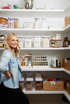Total Pantry Makeover