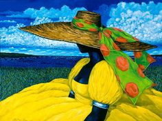 """Jonathan Green : """"Distant Thoughts"""" #yellow"""
