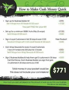 http://tiffinyreynoldswrap.myitworks.com Make that Crazy Wrap Thing work for you in s0 many ways!
